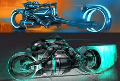 light cycle design contest