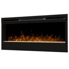 Dimplex Linear Wall-Mount Electric Fireplace