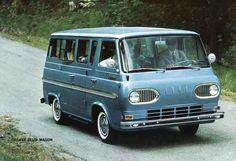 Ford Falcon Wagon