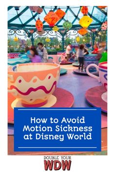 Learn which rides cause motion sickness at Disney World, and tips for riding without getting sick! #disney #disneyworld #disneytips #disneyplanning #disneyvacation #waltdisneyworld #vacationplanning #motionsickness #disneytipsandtricks #disneyparks Disney World News, Disney World Rides, Disney World Parks, Disney World Planning, Walt Disney World Vacations, Disney World Tips And Tricks, Disney Tips, Disney Cruise, Disney Travel