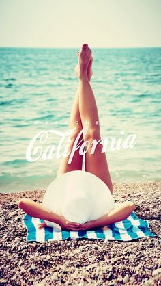 Welcome to California! - #summer #weekends iPhone wallpaper @mobile9