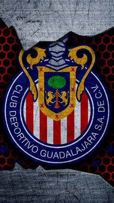 Club Guadalajara, Chivas Wallpaper, Football Wallpaper, Kansas City Chiefs, Cristiano Ronaldo, Real Madrid, Lionel Messi, Dragon Ball, Spiderman