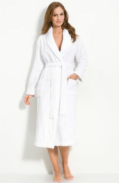 Nordstrom Plush Terry Robe available at #Nordstrom.. Return to this