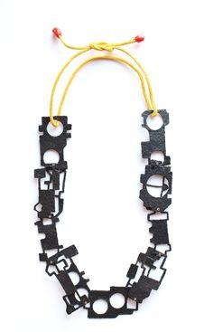 Réka Fekete - necklace