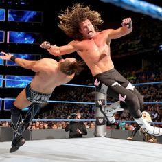 WWE Backlash 2016: Dolph Ziggler vs. Intercontinental Champion The Miz