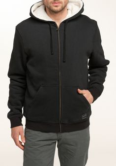 BILLABONG Typhoon Sherpa ZH black
