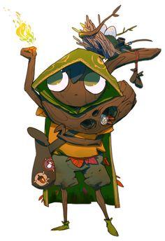 ArtStation - Cauldron – Extra Characters , Guille García