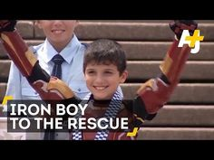 #HappyFriday - Robert Downey Jr. Makes Boy with CF Honorary Avenger - Cystic Fibrosis News Today