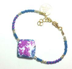 DW Boho Jewels bracelet - Lilo door DWBohoJewels op Etsy