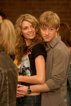 "Marissa et Ryan / ""The O.C."""