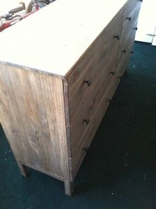 Diy Restoration Hardware Weathered Gray Stain Ikea Dresser New House Pinterest And