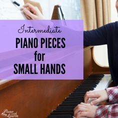 Sometimes students advance before their hands grow or you need intermediate piano music for students will small hands. Check out this list of those pieces! Robert D, Great Works Of Art, Reading Music, Digital Sheet Music, Piano Teaching, Soloing, Piano Sheet Music, Great Words, Reading Skills