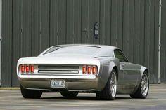 Mustang Mach 40..