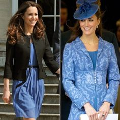 Despite her access to royal funds and designer duds, the duchess regularly repeats outfits, spicing