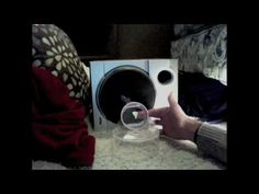 How To Make An Inexpensive Device To See Sound at home.  My teens would love this!