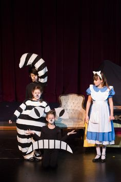 On November 6th, 7th, and 8th the Middle School musical cast and crew presented the musical Disney's Alice in Wonderland, Jr. to sell out crowds. This fun, energetic show is one that leaves the aud...