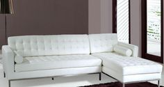 Best 10 White Leather Sofa Bed Designs