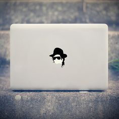 King Pop The Hats MacBook Decal