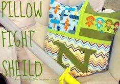 Pillow Shield
