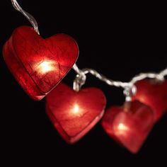 radiant red hearts Blaze On