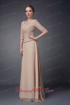 maxi Mother of the Bride Dress in Dearborn  maxi Mother of the Bride Dress in Dearborn  maxi Mother of the Bride Dress in Dearborn Gown Gallery, Bride Gowns, Off White, Osage Beach, Oak Hill, Formal Dresses, Gowns With Sleeves, Beautiful, Design