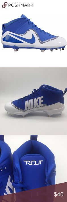 9f4ec2abf1a Nike Force Air Trout 4 Pro BASEBALL CLEAT S11 NIB Retail for  85.00 !! Nike