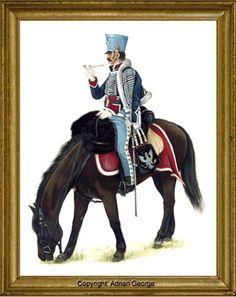 Trooper 13th Hussars 1812