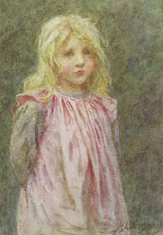 British Paintings: Helen Allingham - Polly