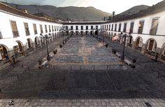 Almeria Berja Plaza Porticada