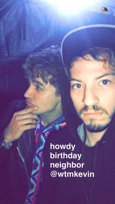 @MelodyForHope // who is that next to Josh? He looks familiar