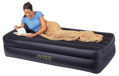 Intex Portable Beds, easy simple and convenient