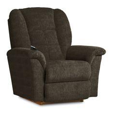 Jasper Reclina-Rocker® Recliner by La-Z-Boy Carl's chair Boys Furniture, Living Room Chairs, Living Room Furniture, Living Rooms, Furniture Design, Swivel Recliner, Swivel Glider, La Z Boy, Nebraska Furniture Mart