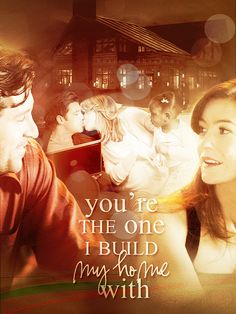 You're the one I build my home with.