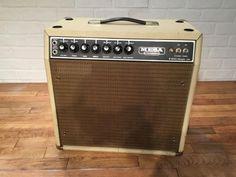 Mesa Boogie Mark II MK 2 tube amp combo excellent