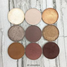 Makeup Geek fall eyeshadow palette | Futilities and More