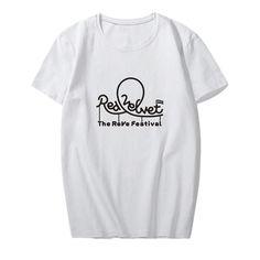 Red Velvet Names Jumper Sweatshirt Top Shirt Tee Fashion KPOP ReVeluv Sweat