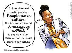 10 Brilliant Women On Why We Need #Feminism, Illustrated http://www.huffingtonpost.com/2015/05/22/feminism-matters_n_7343890.html?utm_content=buffer9d146&utm_medium=social&utm_source=pinterest.com&utm_campaign=buffer #geekanthropology #popculture