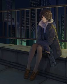 Psycho-Pass. Tsunemori Akane