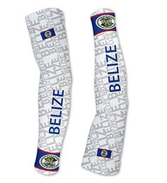 Belize ScudoPro Compression Arm Sleeves UV Protection Unisex  Walking  Cycling  Running  Golf  Baseball  Basketball  Size XS * Check out the image by visiting the link.