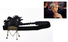 #DaisyBuchanan #CareyMulligan #TheGreatGatsby #headband #JohannaBraitbart #accessoire #hair #SOMEPRess #Paris #Showroom