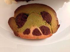 Cookie panda matcha