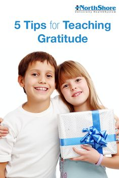 As the gift-giving season comes to an end, it's important to remind kids to express their thanks. If you're struck on where to start, try these tips from Pediatrician Dr. Sharon Robinson.