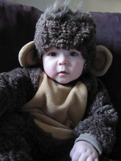 half Korean, half Irish. Babies dressed as animals never gets old!