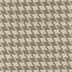 Upholstery Fabric -   Bohemian Linen Houndstooth Upholstery Fabric