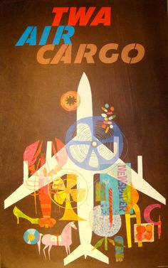 David Klein TWA Cargo.