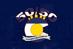 Logo Design | 50/50 Inntertainment | Graphic Design by Flawless Media