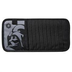 10 CD/DVD Car Visor Organizer - Star Wars - Darth Vader
