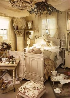 Shabby Chic: French