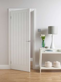 Internal doors play such a huge role in the look and feel of your home that it's surprising that so many people get it wrong. Melanie Griffiths picks the best choices available and explains how to get the right look and work out the right measurements.