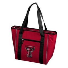 Texas Tech Red Raiders Cooler Tote